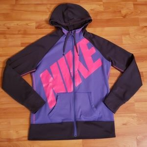 Nike Therma Fit Jacket Size Large